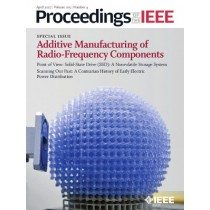Proceedings of the IEEE April 2017 Vol. 105 No. 4