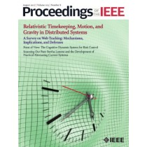 Proceedings of the IEEE August 2017 Vol. 105 No. 8